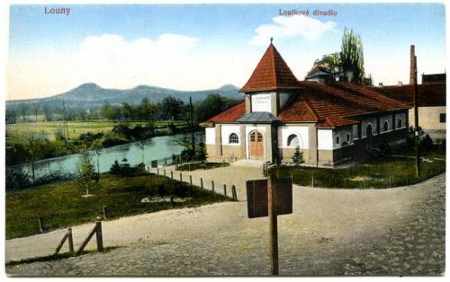 Loutkové divadlo po otevření 1920